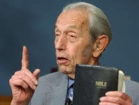 Harold Camping: Good at making innacurate predictions.